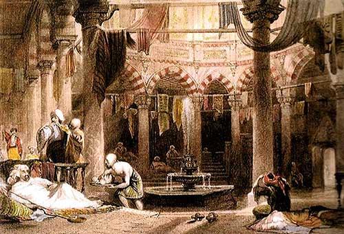 История хамама