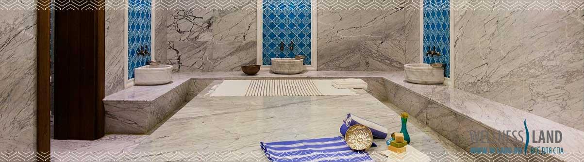 турецкая баня хамам построить