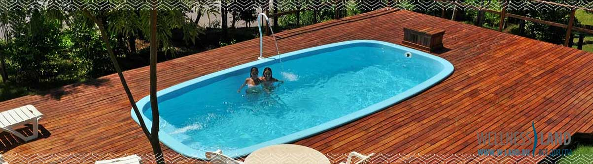 Композитный бассейн (готовый бассейн)