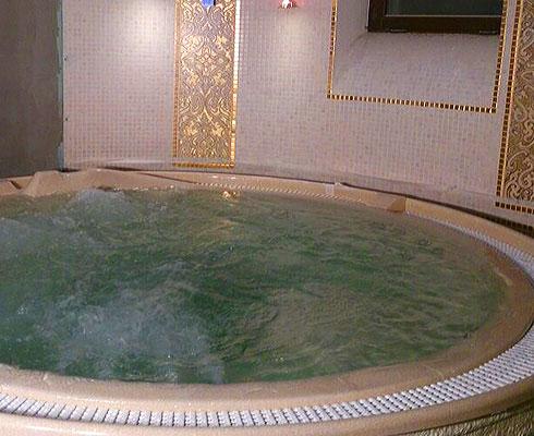 спа бассейн Гамма от AquaSan
