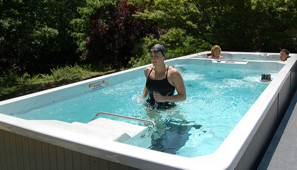 Плавательный спа бассейн SWIM SPA 19