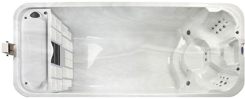 Плавательный спа бассейн Premium Leisure SWIMMER'S EDGE 18
