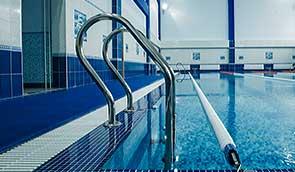 Ремонт, модернизация плавательных бассейнов