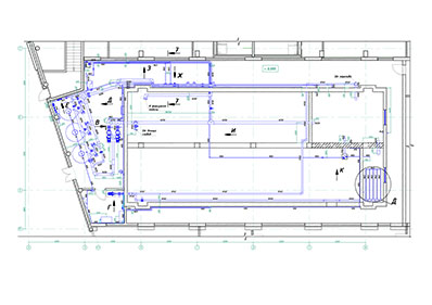 проектирование бассейнов