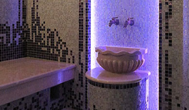 строительство турецкой бани хаммам