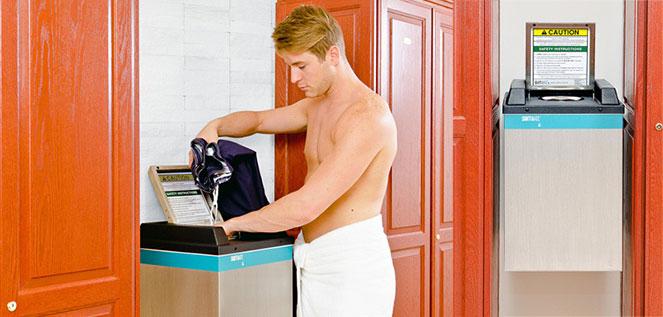 Аппарат для сушки купальников