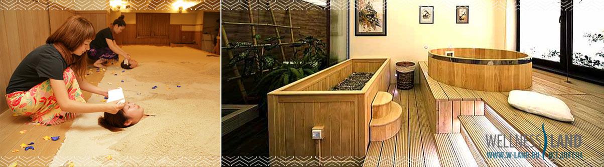 японская баня строительство под ключ