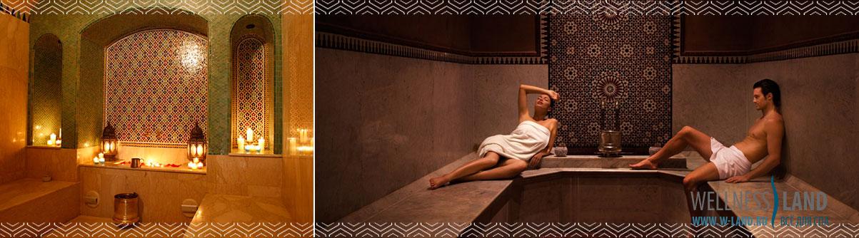Строительство расула египетской бани под ключ
